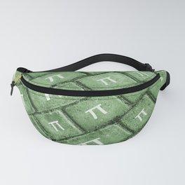 Pi Grunge Style Pattern Fanny Pack