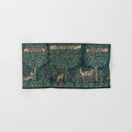 William Morris Greenery Tapestry Hand & Bath Towel