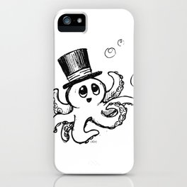 Octie from Monterey Buddies iPhone Case