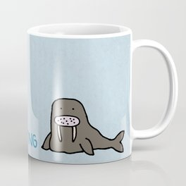 Walrus Sighting Coffee Mug