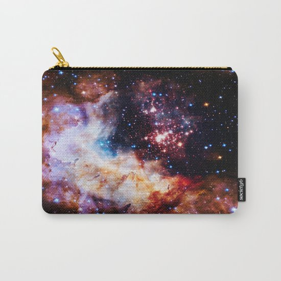 gALaxy : Celestial Fireworks Carry-All Pouch