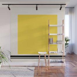 Code Yellow Wall Mural
