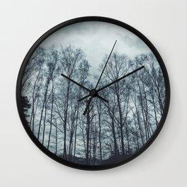 A night in the sky Wall Clock