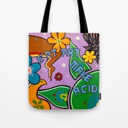 eat art Tote Bag