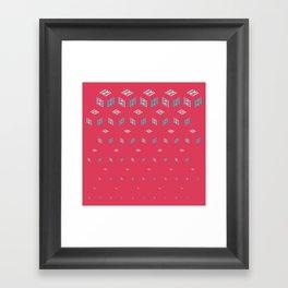 HERESNOW Framed Art Print