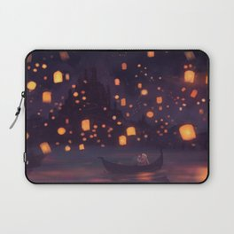 The World has Somehow Shifted Laptop Sleeve
