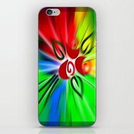 Blumengrüße. iPhone Skin