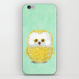 Oly the Owl  iPhone Skin