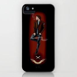 Eternity: Hotaru-Kurt iPhone Case