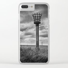 Northbourne Beacon Clear iPhone Case