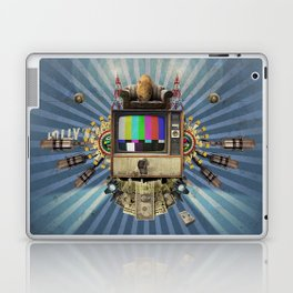 The  Television Will Not Be Revolutionised! Laptop & iPad Skin