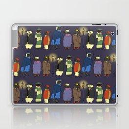 Victorian Penguins Laptop & iPad Skin