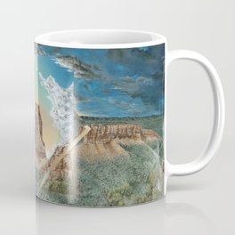 Colorado National Monument Polyscape Coffee Mug