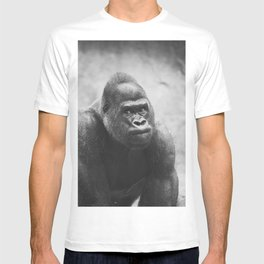 The Look Of A Silver Back T-shirt