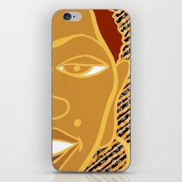 Africa Calls To Me Too iPhone Skin