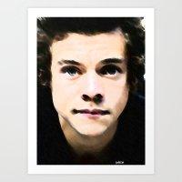 Harry Art Print