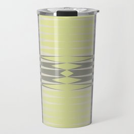 Nordic Pattern IX Travel Mug