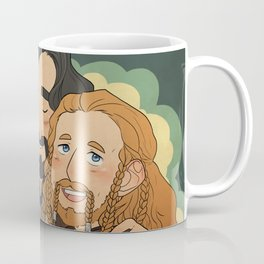 The Dorks of Durin Coffee Mug