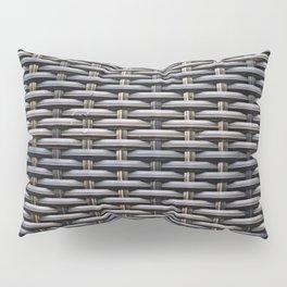 Basketwork Pillow Sham