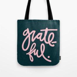 Feeling Grateful Tote Bag