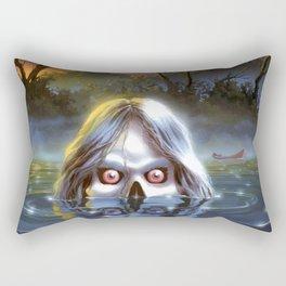 The Curse of Camp Cold Lake Rectangular Pillow