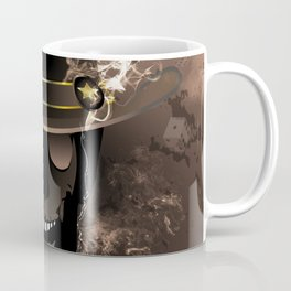 The skull fighter Coffee Mug