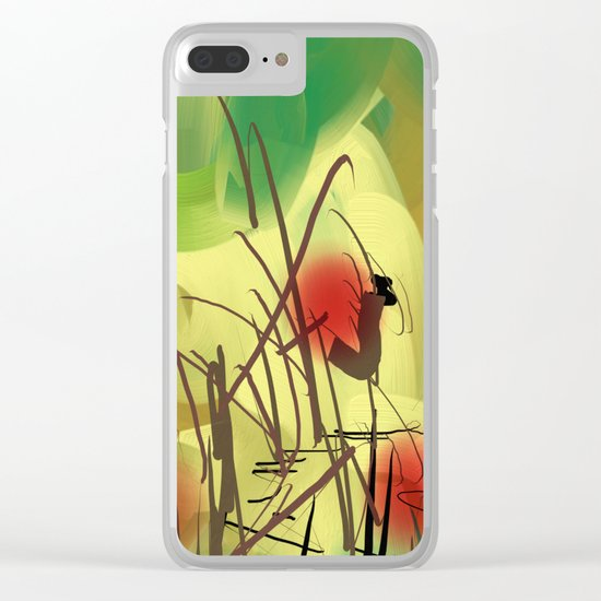 Marsh Clear iPhone Case