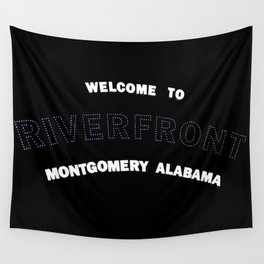 The Riverfront Wall Tapestry