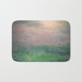 Valley of Dreams - Abstract nature Bath Mat