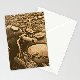 Jawa motorcycle Stationery Cards