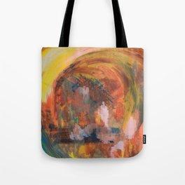 Autumn Movement Tote Bag