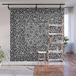 Black Chains Wall Mural