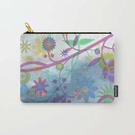 on the sky meadow Carry-All Pouch
