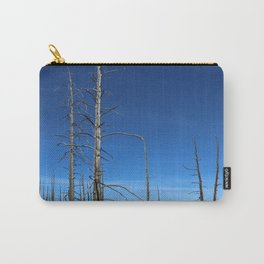 Lodgepole Pines In Geyser Basin Carry-All Pouch