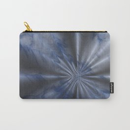 Creased Sky Carry-All Pouch