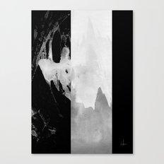 Dark Cloud Canvas Print