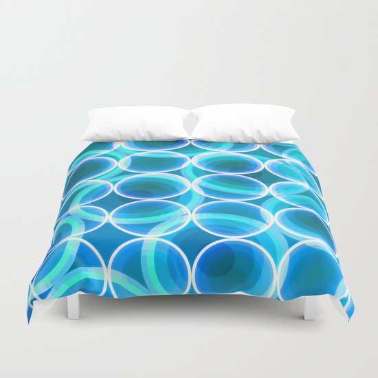 Oceanic Duvet Cover