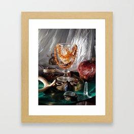 Medb's Shrine Framed Art Print