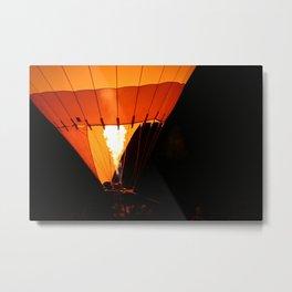Hot Air Baloon Metal Print
