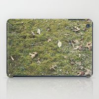 moss iPad Cases featuring Moss by M. Elizabeth