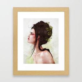 Imogen Framed Art Print