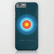 Layers of the Earth iPhone 6s Slim Case