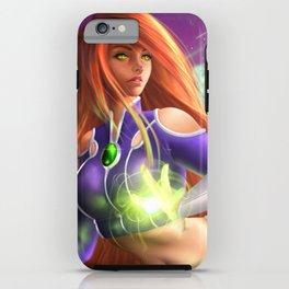 Starfire iPhone Case