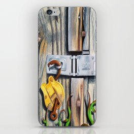 To be Unlocked iPhone Skin