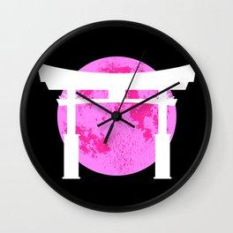 Tori Wall Clock