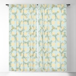 Sniffy – the Snuggly Bunny Blackout Curtain