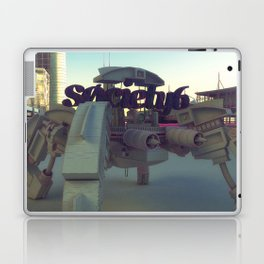 Society6 SAFE TRANSPORT Laptop & iPad Skin