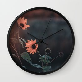 Alone u Stand but Strong - LG Wall Clock
