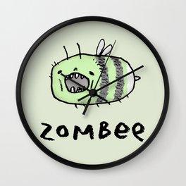 Zombee Wall Clock