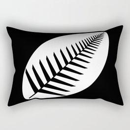 NZ Rugby Rectangular Pillow
